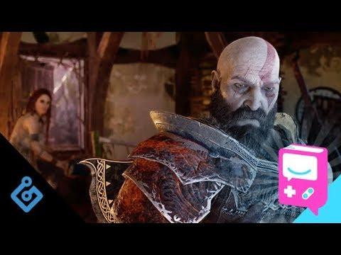 Game Informer's God Of War Game Club - Part 2
