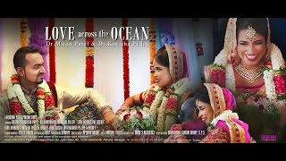 Beautiful Indian Wedding Cinema | Dr Miten & Dr Kavitha by Digimax Video Productions
