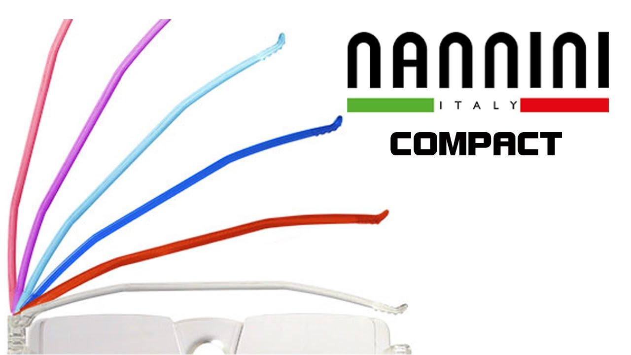 4b8cd08f0b Gafas Plegables Nannini Compact 1