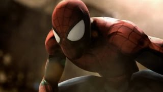 Spiderman Shattered Dimensions pelicula completa full movie