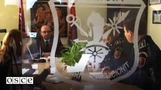Female police officers in Albania - a documentary