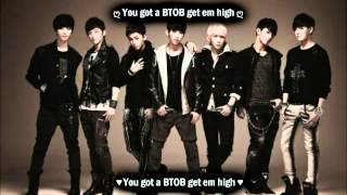 BTOB - Born To Beat