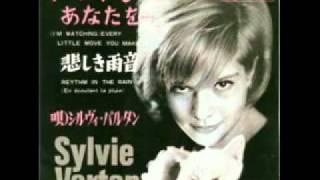Sylvie Vartan   En Ecoutant La Pluie