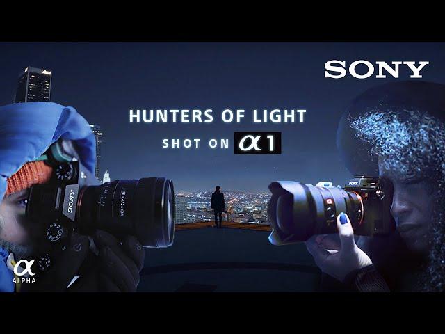 Hunters of Light: Shot on the NEW α1 | Sony Alpha Films