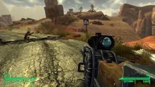 Fallout New Vegas 85 - Honest Hearts - Начало нового DLC