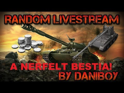 Grille 15 + Type 59 + E 50 Teszt😈 || World of Tanks Random Live #75