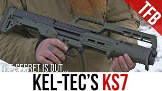The NEW Kel-Tec KS7 Shotgun!