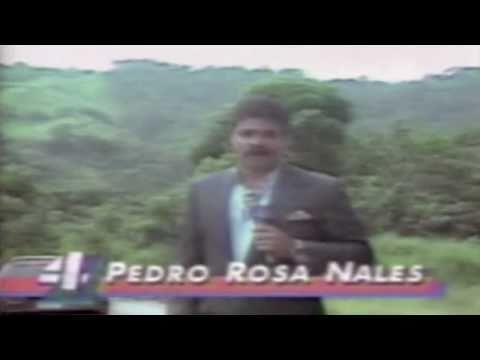 UFO - OVNI  - Adjuntas , Puerto Rico 1991. HQ