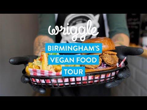A Tour Of Birmingham's Best Vegan Restaurants