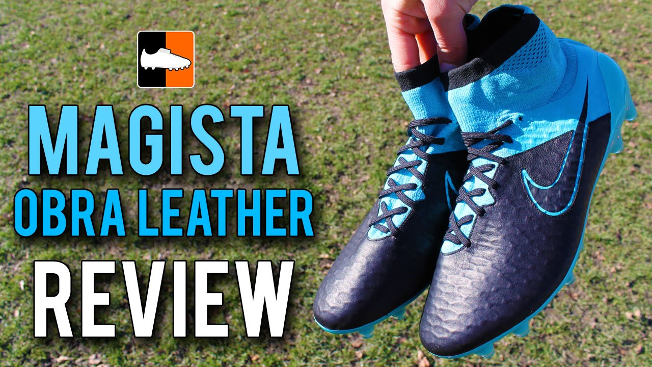 Nike Magista Obra Leather Review - Tech Craft Edition
