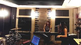 Fallin Keys (Alicia Keys tribute band) - 28 thousand days (live in studio)