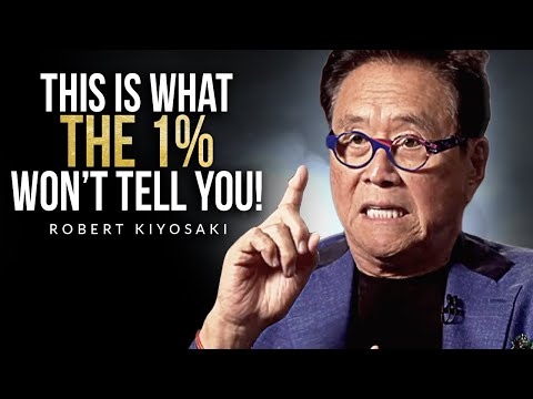THIS IS WHY ONLY 1% SUCCEED | An Eye Opening Interview with Robert Kiyosaki