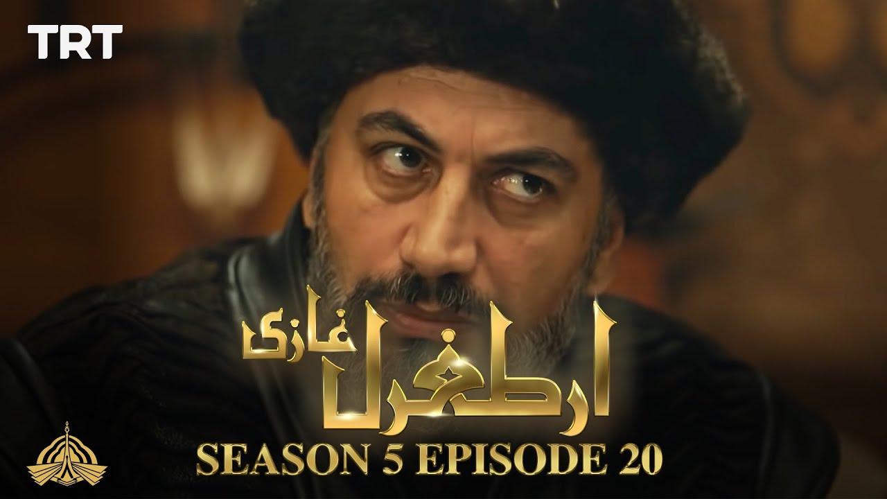 Download Ertugrul Ghazi Urdu   Episode 20  Season 5