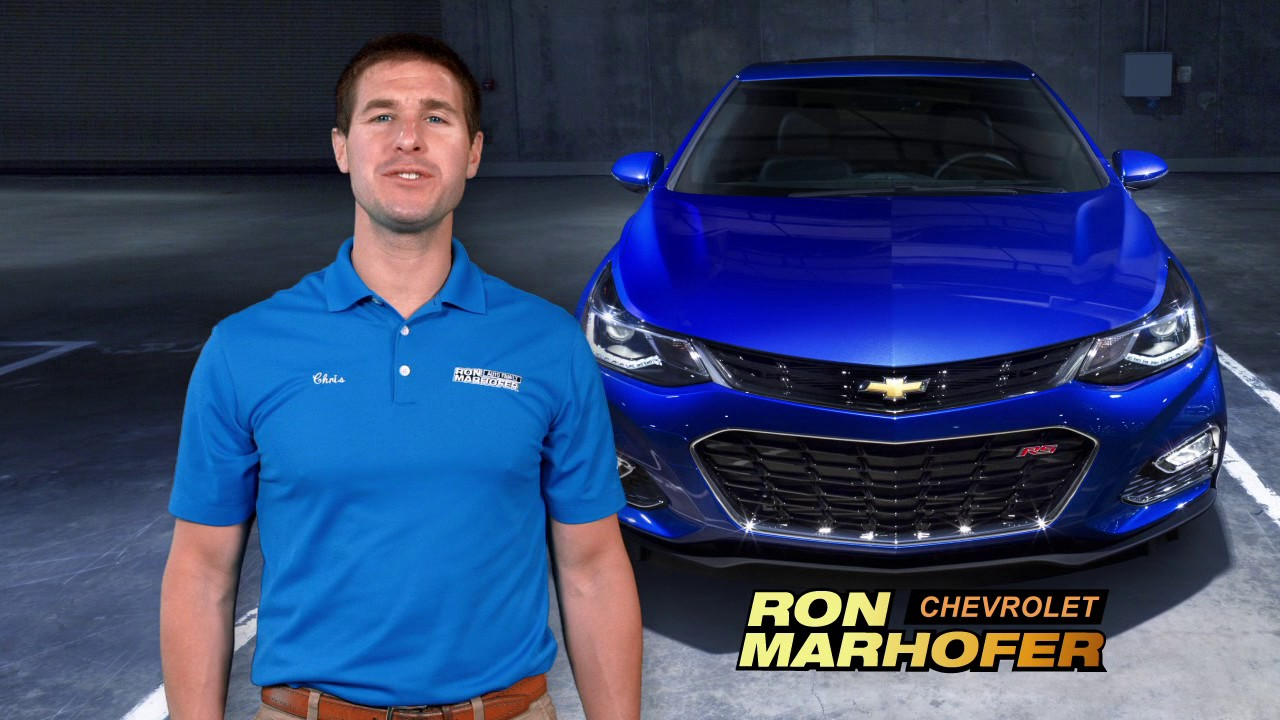Ron Marhofer Chevrolet May 2017 Specials Youtube