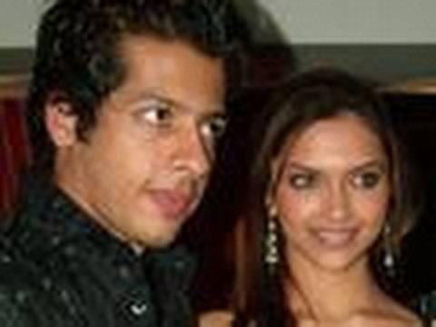 Deepika Padukone And Nihar Pandya Deepika Padukone with ...