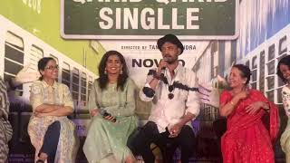 Irfan Khan and Parvathy at Qarib Qarib Singlle Trailer Launch | SpotboyE