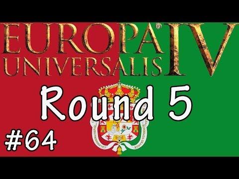 Europa Universalis IV Granada Challenge Round Five 64
