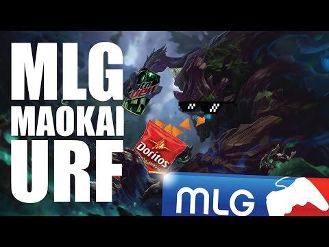 MLG Maokai URF