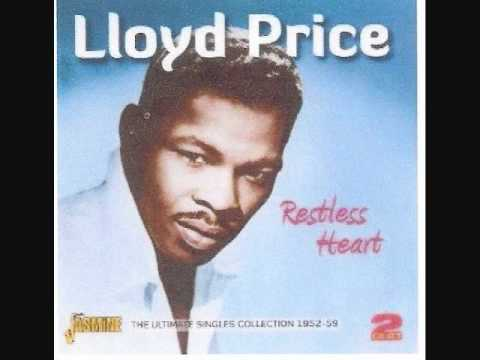 Lloyd Price   If I Look A Little Blue