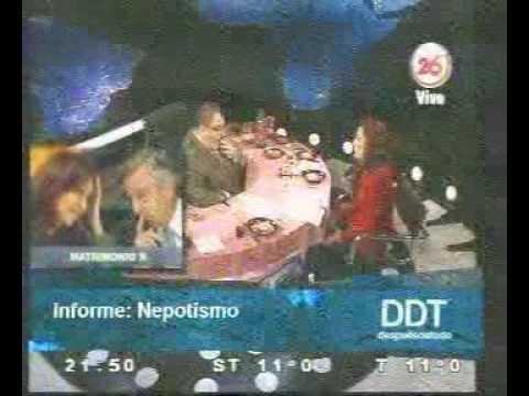 DDT: Nepotismo 1/4