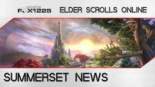 ESO Summerset News: New Trial, Update 18, Abyssal Geysers and more!