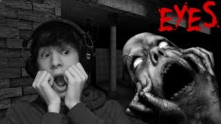 UN INDIE HORROR DA PAURA!! - EYES - Indie Horror [in Webcam LIVE]