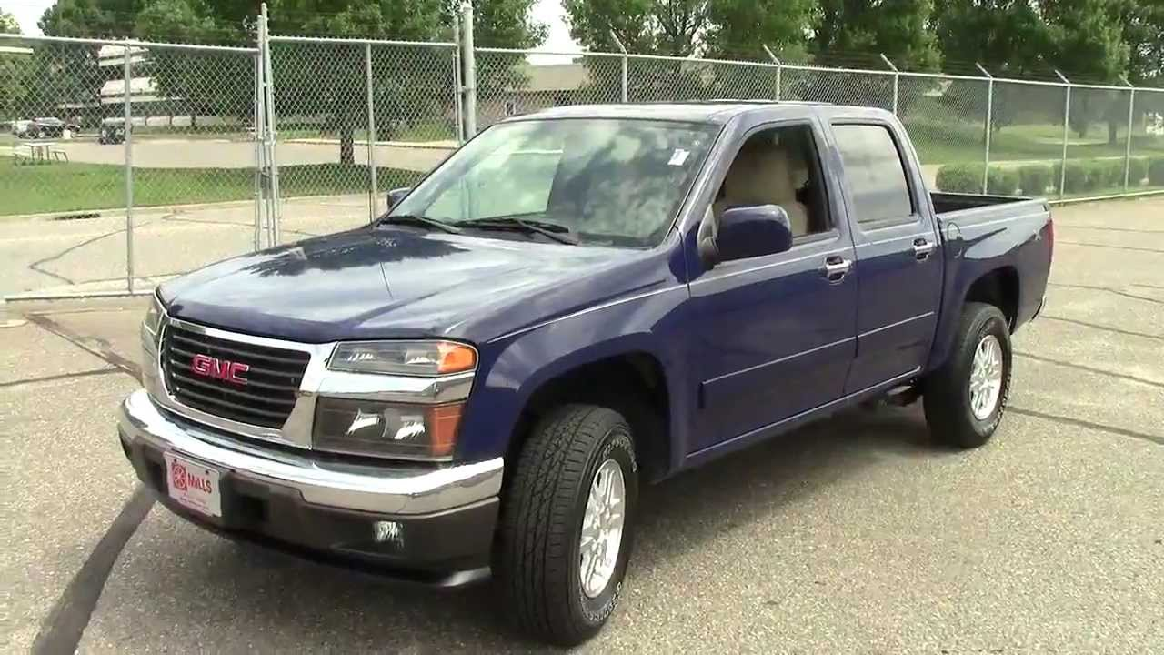 2012 gmc canyon 4wd crew cab sle1 youtube publicscrutiny Image collections