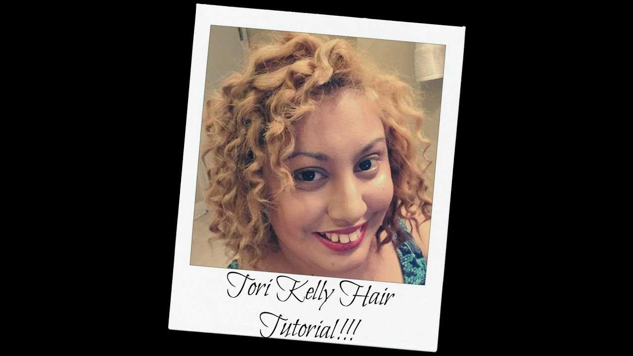 Tori Kelly Hair Tutorial YouTube