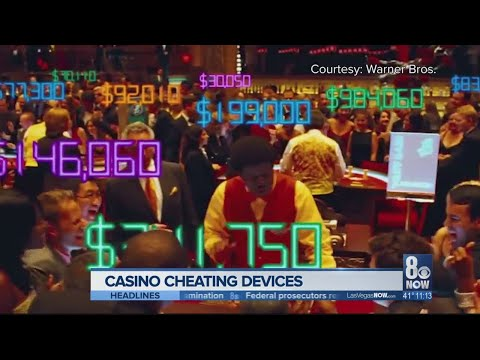Casino Cheating Devices