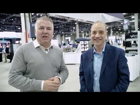 HPE Discover 2018 - Blockchain with Raphael Davison
