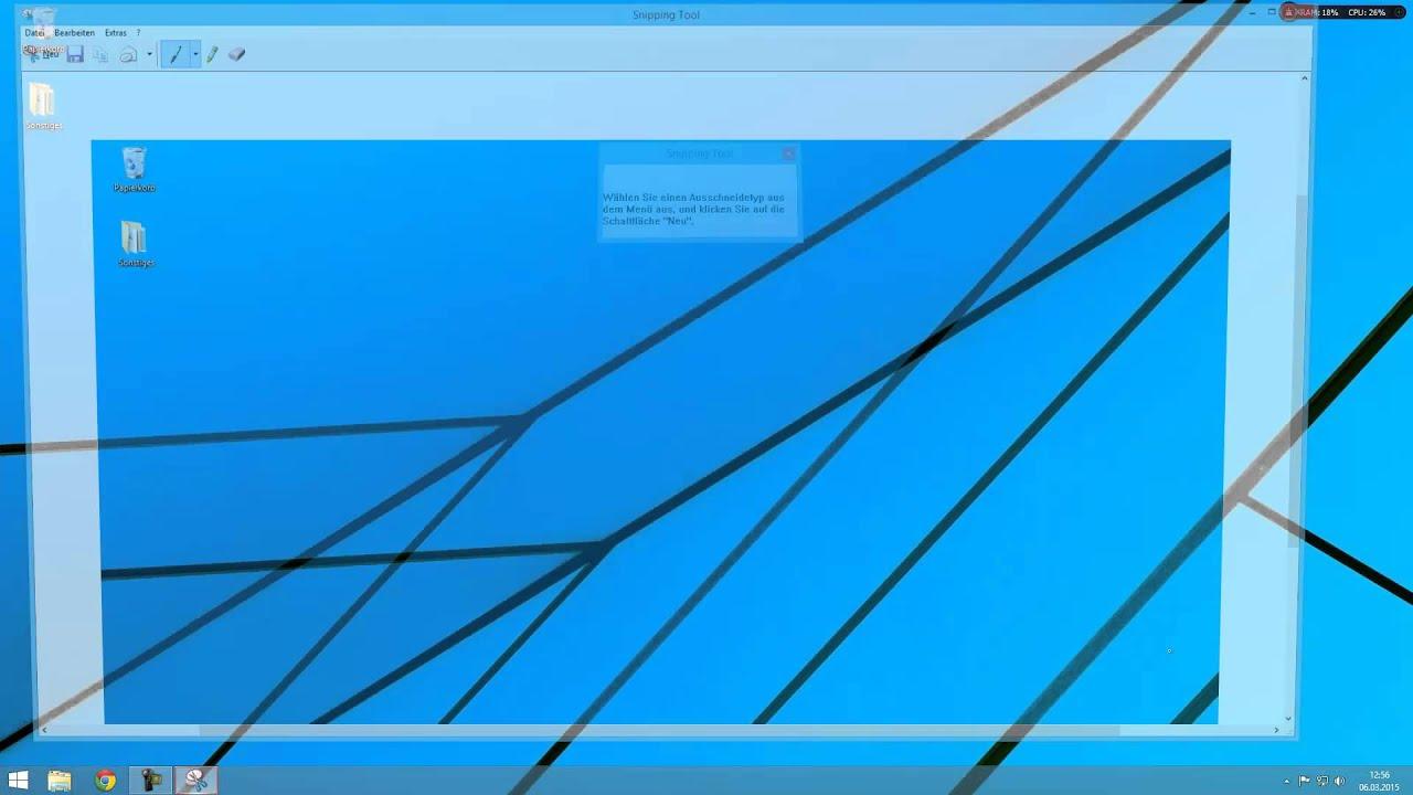 Windows 8 Kacheln Erstellen