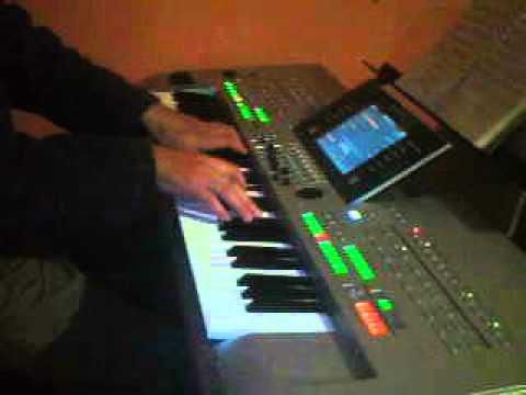 Tyros 3 Hymn Church Organ Tell Out My Soul Christian