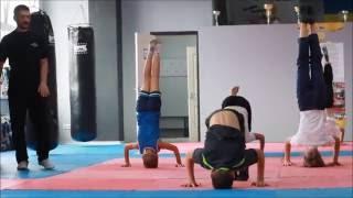 ФСК  тренировка по акробатике в Киеве