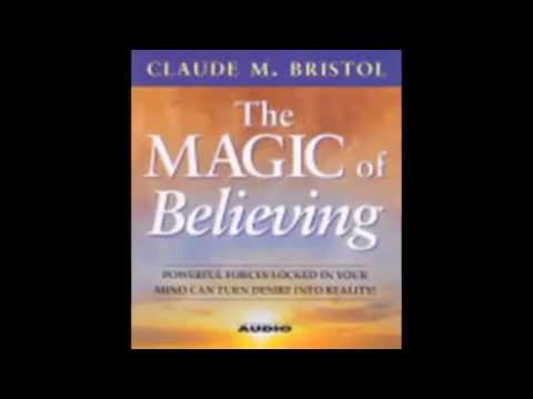 THE MAGIC OF BELIEVING - AUDIOBOOK -