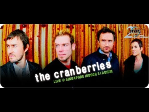 The Cranberries - Ridiculous Thoughts - Live in Singapore 01.08.2011