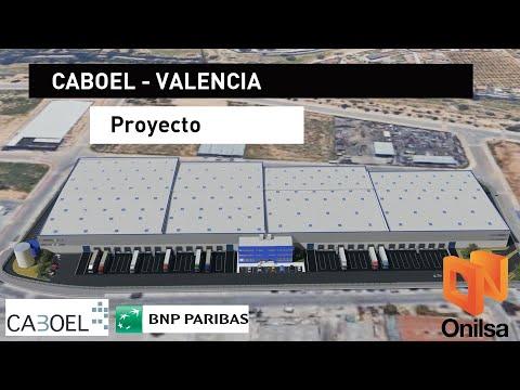 Caboel: nueva plataforma logística en el polígono Mas Jutge de Torrent