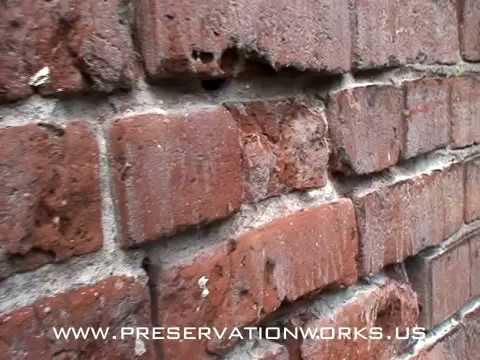 Repointing Brick The Basic Techniques Of Safe Mortar