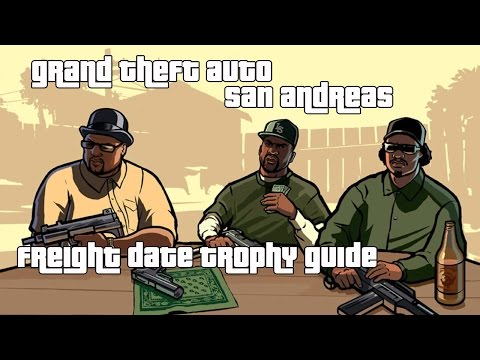 Grand Theft Auto: San Andreas (PS4) Trophy Guide & Road Map