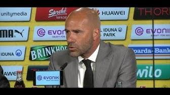 Bosz-Aus beim BVB: Eine Chronik der Ereignisse bei Borussia Dortmund
