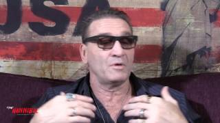Ken Shamrock on Kimbo Slice Fight