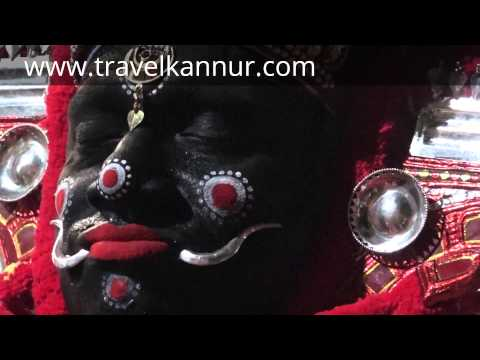 Bhadrakali Mathavu Theyyam Part 1  (Travel Kannur Kerala Videos)