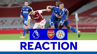 'Everyone Is Buzzing!' - Youri Tielemans   Arsenal 0 Leicester City 1