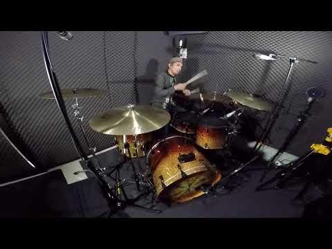 YA HABIBAL QOLBI - FITFD BALI (Drum Cover) SABYAN