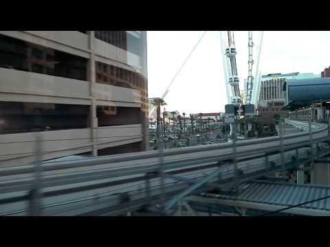 Las Vegas Monorail - Las Vegas Convention Center to MGM Grand