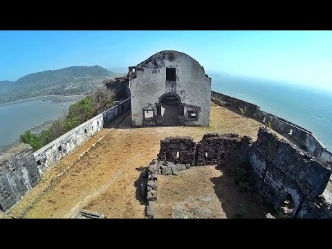 Trip to Korlai Fort, Alibag, Maharashtra