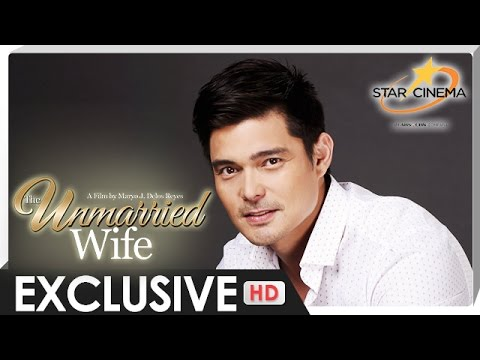 [EXCLUSIVE] Dingdong Dantes for #TheUnmarriedWifePromoShoot - 동영상
