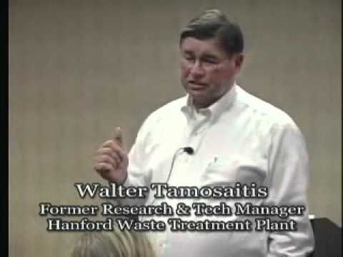TalkingStickTV - Walter Tamosaitis - A Deep Concern on the Hanford Horizon: The WTP