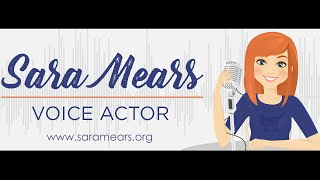 Sara Mears Animation and Video Game Reel