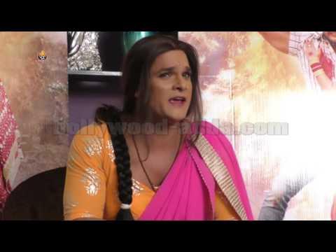 Bhojpuri Actor Khesari Lal Yadav FULL Speech Hogi Pyaar Ki Jeet On Location Set
