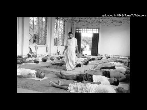 Dhyana Slokas (Gajananam)